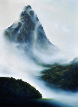 Haitao Yin-Foggy Mountain