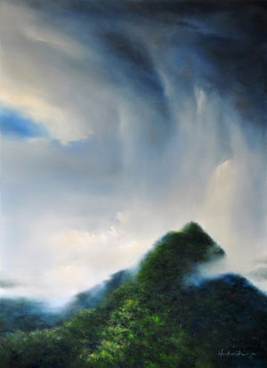 Haitao Yin-Running cloud